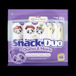 River Cheese Snack Duo Queso & Mora x6 unidades