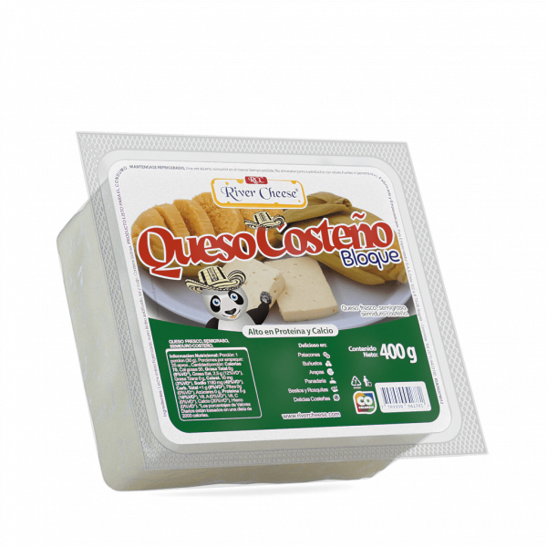 Queso Costeño Bloque River Cheese
