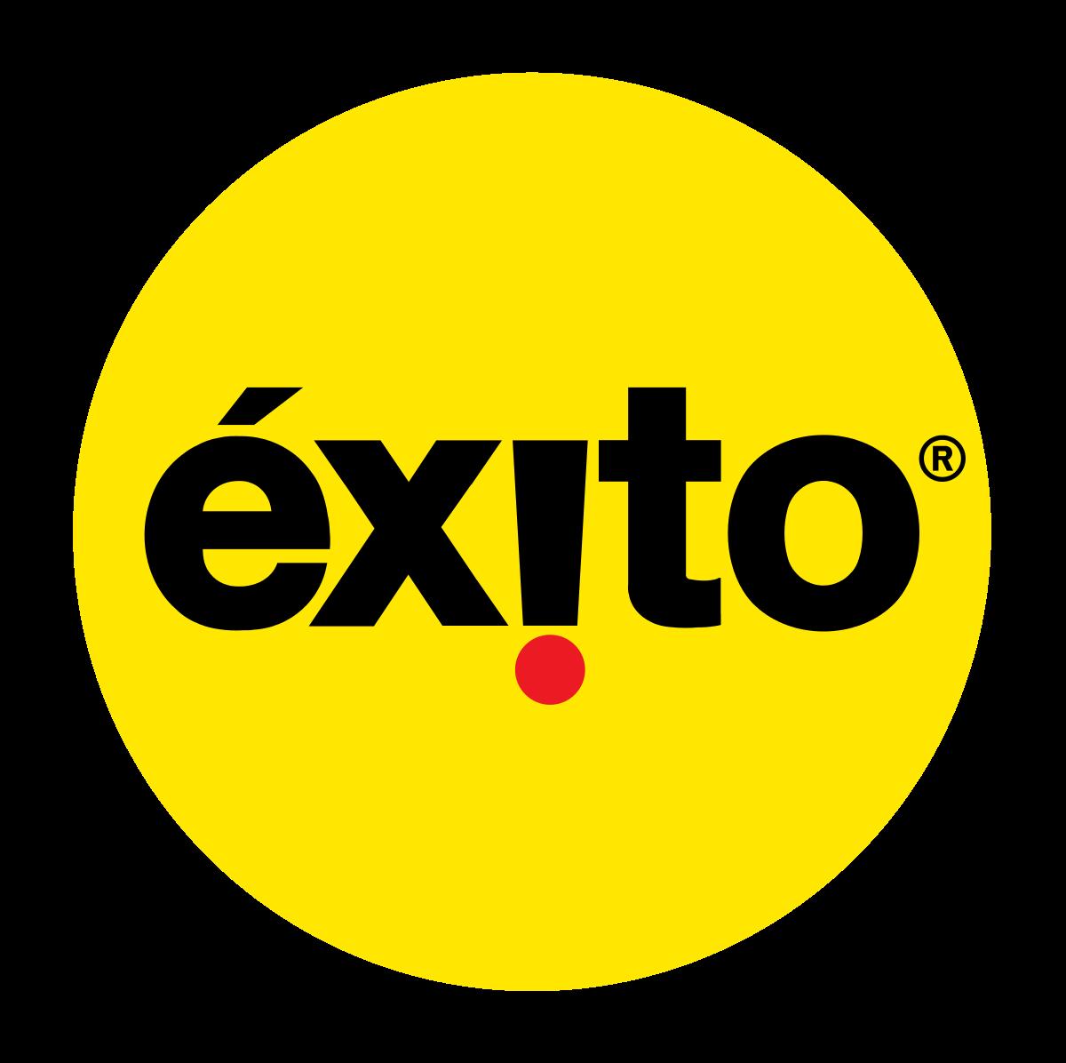 Logo Exito River Cheese